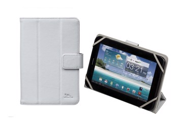 """Picture of RivaCase 3112 white tablet case 7"""" 12/48"""