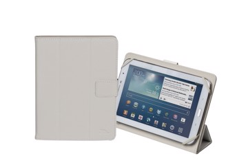 "Εικόνα της RivaCase 3114 white tablet case 8"" Θήκη tablet"