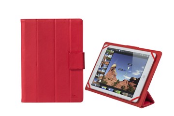 "Εικόνα της RivaCase 3117 red tablet case 10.1"" Θήκη tablet"