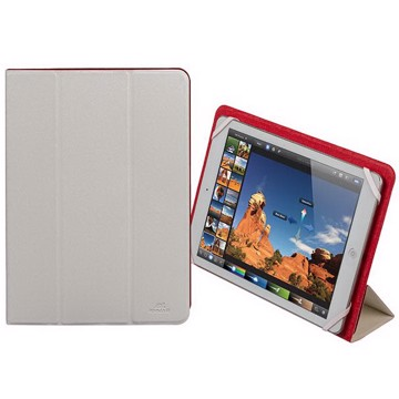 Picture of RivaCase 3127 white/red double-sided tablet cover