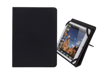 """Picture of RivaCase Gatwick 3217 black kick-stand tablet folio 10.1"""" Θήκη tablet"""