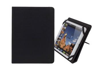 """Εικόνα της RivaCase Gatwick 3217 black kick-stand tablet folio 10.1"""" Θήκη tablet"""