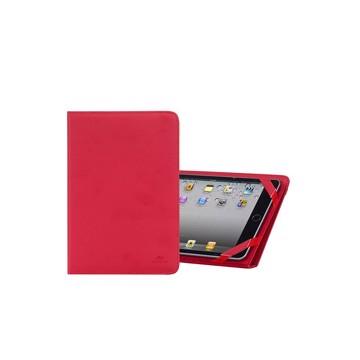 """Εικόνα της RivaCase Gatwick 3217 red kick-stand tablet folio 10.1"""" Θήκη tablet"""