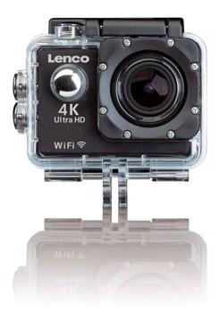 Picture of LENCO Sportcam-700 4K ACTION CAMERA