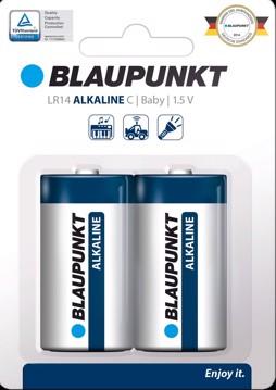 Picture of Blaupunkt Alkaline LR14 C  2 pack