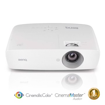 Picture of BENQ PROJECTOR W1090 WHITE Βιντεοπροβολέας