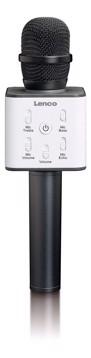 Picture of LENCO WIRELESS MICROPHONE/SPEAKER BMC-080 GREY Μικρόφωνο καραόκε