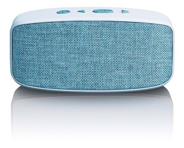 Εικόνα της LENCO BLUETOOTH SPEAKER  BT-120 BLUE Ηχείο Bluetooth