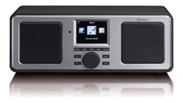 Εικόνα της LENCO INTERNET RADIO DIR-150 BLACK Ραδιόφωνο διαδικτύου