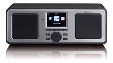 Picture of LENCO INTERNET RADIO DIR-150 BLACK Ραδιόφωνο διαδικτύου