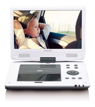 Picture of LENCO PORTABLE DVD DVP-1063 Συσκευή αναπαραγωγής DVD