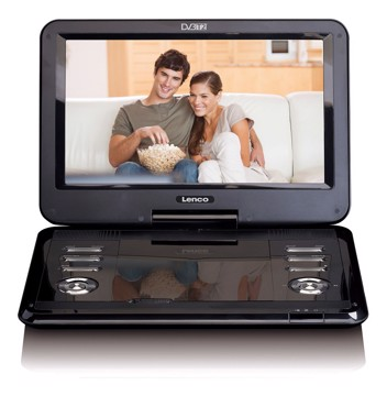 Picture of LENCO PORTABLE DVD DVP-1273 Συσκευή αναπαραγωγής DVD
