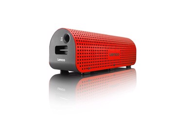 Picture of LENCO BLUETOOTH SPEAKER GRID-7 RED Ηχείο Bluetooth