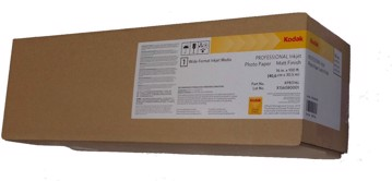 Picture of Kodak Professional Inkjet Photo Paper Lustre 40cm x 30m  255gr
