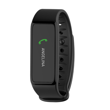 Picture of MYKRONOZ ZEFIT3HR BLACK+3BR (WHITE/PINK/ BLACK EDITION) Activity tracker