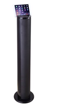 Picture of LENCO TOWER SPEAKER BTL450 BLACK Tower ηχείο Bluetooth
