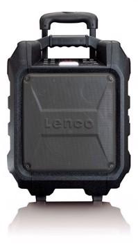 Picture of LENCO PORTABLE SPEAKER PA-60 Φορητό Ηχείο Bluetooth