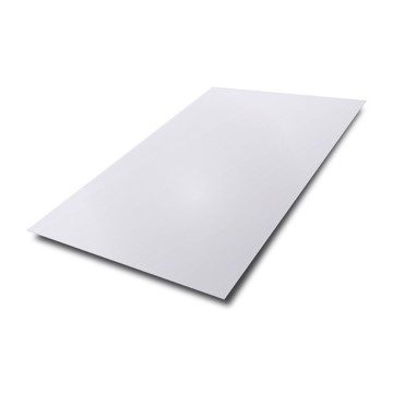 Εικόνα της Aluminium sheets PF/0.20 Fresh White Matte - 3mm/125cm x 250cm