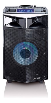 Εικόνα της LENCO PORTABLE SOUND SYSTEM PMX-240 Φορητό ηχείο Party Bluetooth