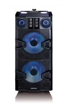 Picture of LENCO PORTABLE SOUND SYSTEM PMX-850 Φορητό ηχείο Party Bluetooth