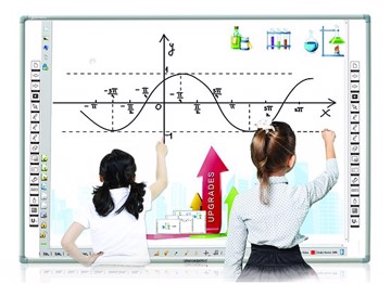 "Εικόνα της INTECH INTERACTIVE WHITEBOARD 91"" SR8589D TEN POINT TOUCH"