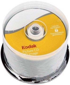 Picture of (50) KODAK PICTURE CD GLOBAL