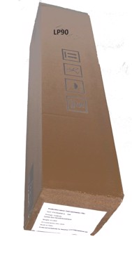 Picture of LUCKY COLD LAMINATION FILM 63,5cmx40m LEATHER