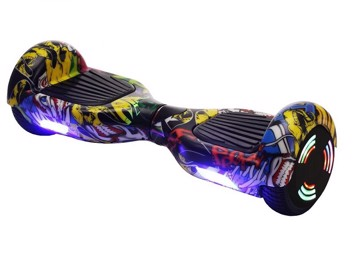 Picture of GO RIDE HOVERBOARD 65 LIGHTING BLUETOOTH