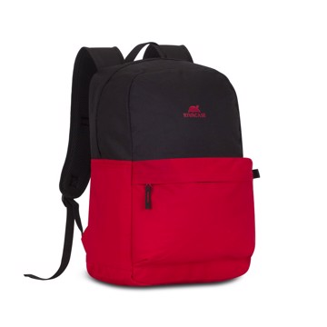 """Picture of RIVACASE 5560 black/pure red 20L τσάντα μεταφοράς Laptop 15.6"""" / 12"""