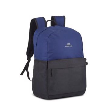 "Picture of RIVACASE 5560 cobalt blue/black 20L τσάντα μεταφοράς Laptop 15.6"" / 12"