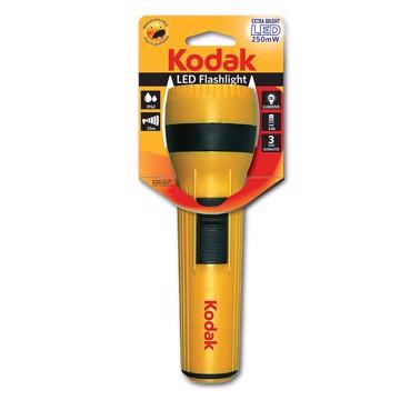 Εικόνα της KODAK LED FLASHLIGHT YELLOW 250MW Φακός