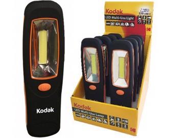 Εικόνα της KODAK 3W MULTIUSE LIGHT – 220lm 8CDU Πολυσυσκευασία φακών