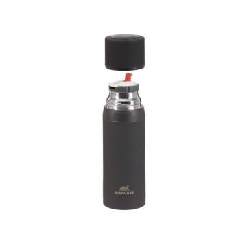 Εικόνα της Rivacase 90311 Black Vacuum flask, 0.5L Θερμός Μαύρο