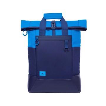 "Picture of RivaCase 5321 Dijon blue 25L Laptop backpack 15.6"" Σακίδιο πλάτης Μπλε"