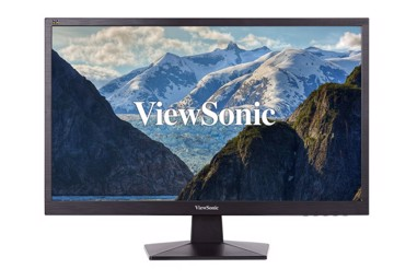 "Picture of ViewSonic VA2407h 24"" 1080p Home and Office Monitor Οθόνη υπολογιστή"