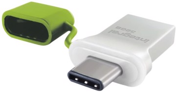 Picture of Integral FUSION USB 3.0 AND USB TYPE-C FLASH DRIVE 32GB