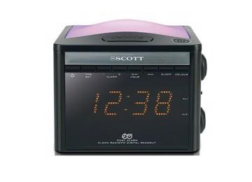Picture of CX 30 ML DUOMO  Digital Clock Radio