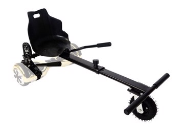 Picture of URBANGLIDE MONSTER KART II BLACK Κάθισμα kart Μαύρο