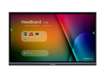 """Εικόνα της VIEWSONIC IFP6550-3 ViewBoard 65"""" 4K Interactive Display"""